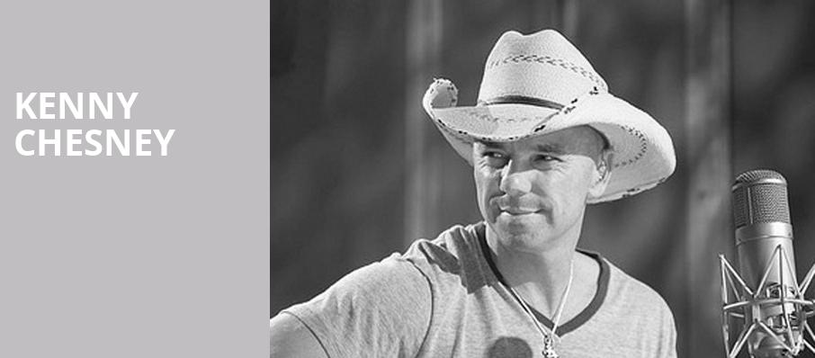 Kenny Chesney, Chesapeake Energy Arena, Oklahoma City