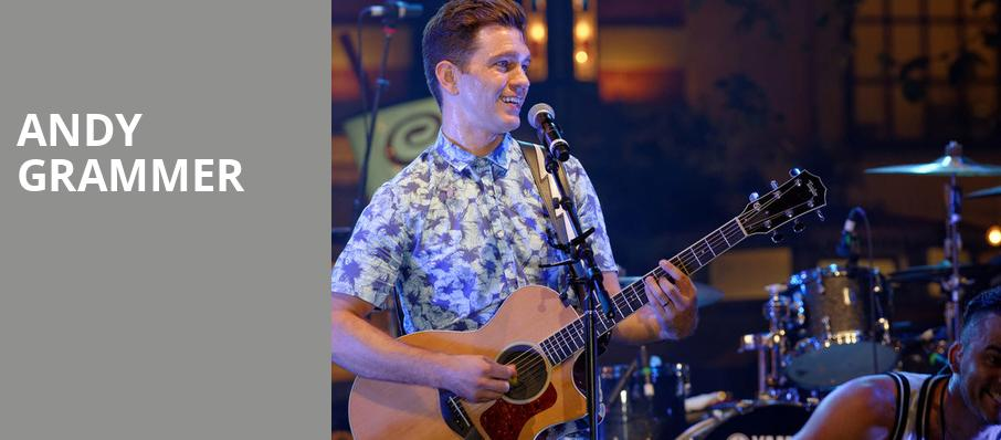 Andy Grammer, The Jones Assembly, Oklahoma City