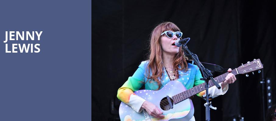 Jenny Lewis, The Jones Assembly, Oklahoma City