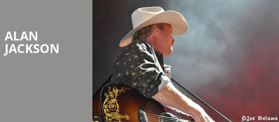 Alan Jackson, Chesapeake Energy Arena, Oklahoma City