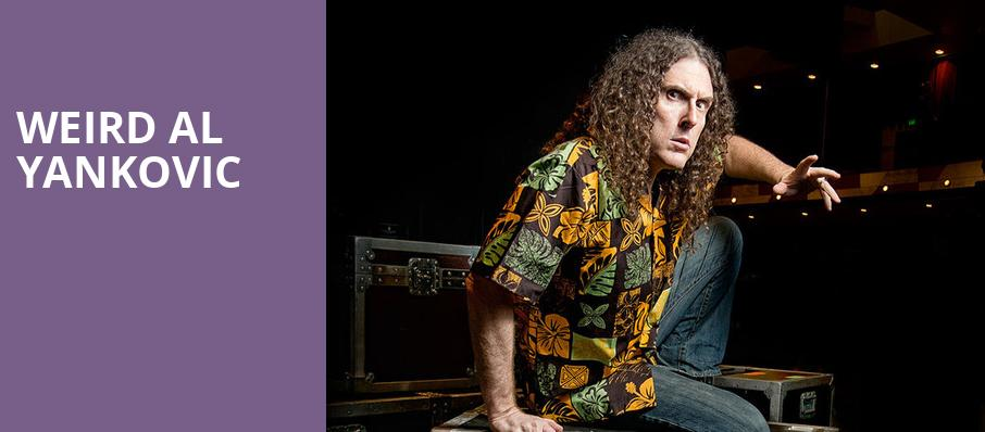 Weird Al Yankovic, Oklahoma City Zoo Amphitheatre, Oklahoma City