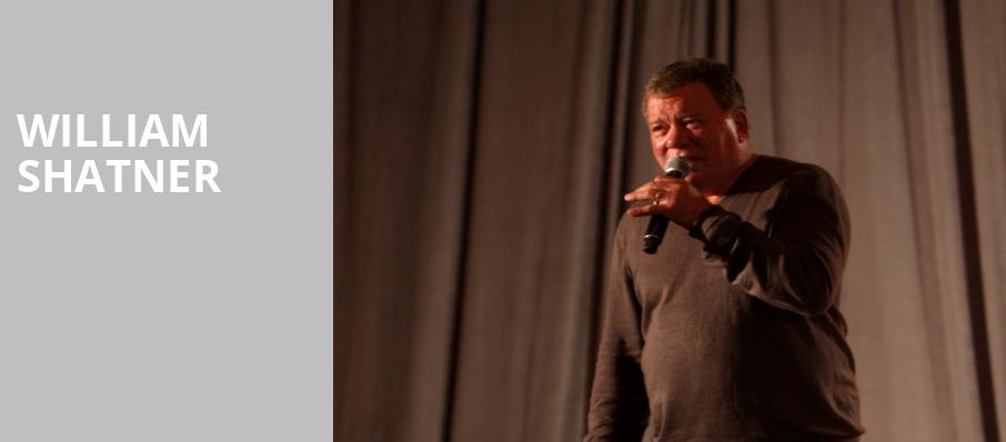 William Shatner, Riverwind Casino, Oklahoma City