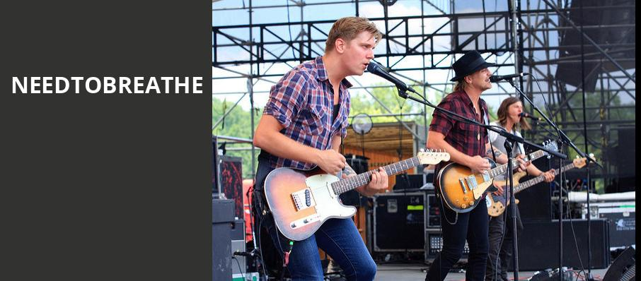 Needtobreathe, Oklahoma City Zoo Amphitheatre, Oklahoma City