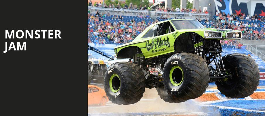 Monster Jam, Chesapeake Energy Arena, Oklahoma City