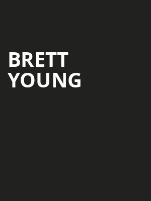 Brett Young Poster