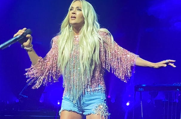 Carrie Underwood, Chesapeake Energy Arena, Oklahoma City
