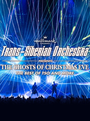 Trans siberian Orchestra The Ghosts Of Christmas Eve, Chesapeake Energy Arena, Oklahoma City