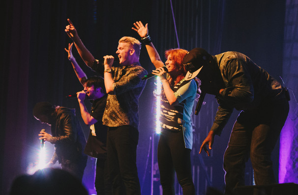Pentatonix Us the Duo, Chesapeake Energy Arena, Oklahoma City