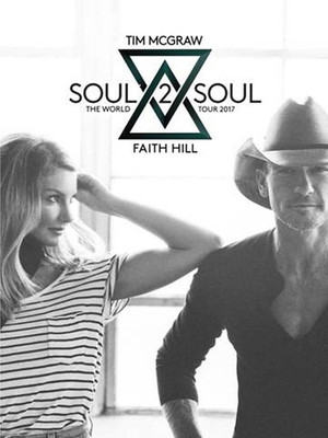 Tim McGraw and Faith Hill, Chesapeake Energy Arena, Oklahoma City